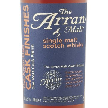 Виски Arran Port Cask Finish, tube (0,7 л)