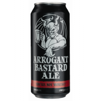 Пиво Stone Brewing Arrogant Bastard (0,473 л.)