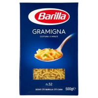 Макароны Barilla №52 Gramigna, 500 г