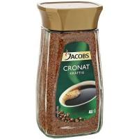 Кофе Jacobs Сronat Kraftig (растворимый), 200 г
