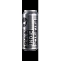 Пиво BrewDog Indie (0,5 л.)