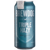 Пиво BrewDog Triple Hazy Jane (0,44 л.)