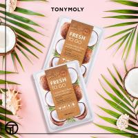 Тканевая маска с маслом кокоса Tony Moly Fresh To Go Coconut Mask Sheet Hydrating (22 г)