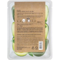 Тканевая маска с экстрактом авокадо Tony Moly Fresh To Go Avocado Mask Sheet Nourishing (22 g)