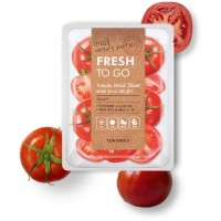 Освежающая тканевая маска с томатами Tony Moly Fresh To Go Mask Sheet Tomato (22 г)