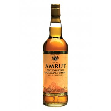 Виски Amrut Peated Indian Single Malt (0,7 л)