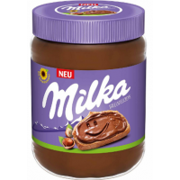 Шоколадная паста Milka Hazelnut Creme, 600 г