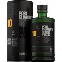 Виски Bruichladdich «Port Charlotte 10YO» (50%) 0.7 л