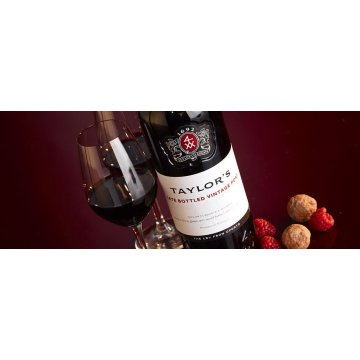 Вино Quinta and Vineyard bottlers, Vihnos S.A. Taylor'S Late Bottled Vintage (0,375 л)