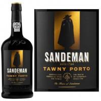 Вино Sandeman Tawny Porto в тубусе (0,75 л)