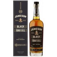 Виски Jameson Black Barrel 0.7 л, 40% gift box