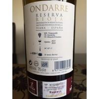 Вино Bodegas Olarra Senorio de Ondarre Reserva  (0,75 л)