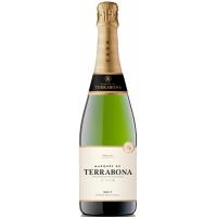 Вино Marques de Terrabona Cava Brut белое игристое/сухое 0.75л
