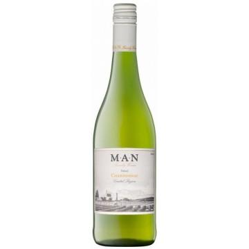 Вино Man Chardonnay Padstal белое сухое 0.75л