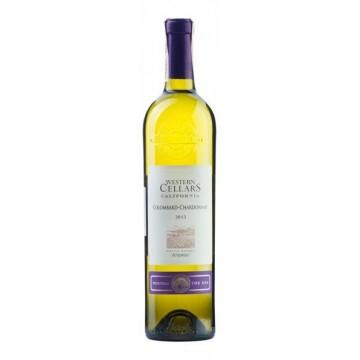 Вино Western Cellars Colombar - Chardonnay 0.75л