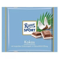 Шоколад Ritter Sport Kokos, 100 г