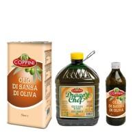 Оливковое масло Coppini Olio Di Sansa Di Oliva (1 л)