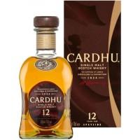 Виски Cardhu 12 Years Old, gift box, 0.7 л