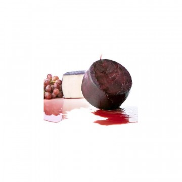 Сыр козий Kittos, в красном вине