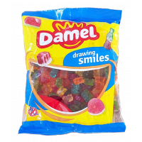 Жевательные Конфеты Damel Bears, 1кг