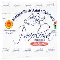 Сыр Sabelli Mozzarella di Bufala, 62% , 125 г