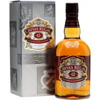 Виски Chivas Regal 12 years old, with box, 0.7л 40% (STA80432402931)