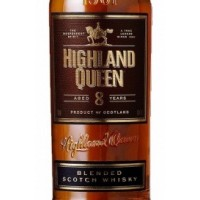 Виски Highland Queen 8 Years Old (0,7 л)