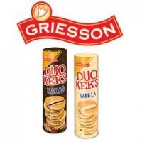 Печенье Griesson Duo Keks Vanilla (500 г)