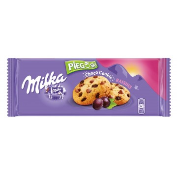 Печенье Milka Peg Ski Raisins (135 г)