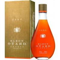 Коньяк Baron Otard Vsop от 4.5 лет выдержки 0.7л 40%, gift box (PLK3253781220076)