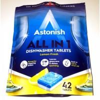 Таблетки для посудомоечных машин Astonish (42 шт)