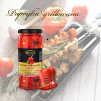 Перец Athena Sliced Jalapeno Pepper (360 г)