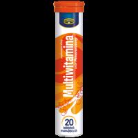 Витамины Kruger Multivitamin, 84 г