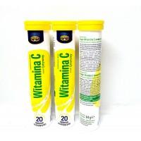 Витамины Kruger Vitamin C, 84 г