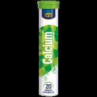 Витамины Kruger Calcium, 84 г