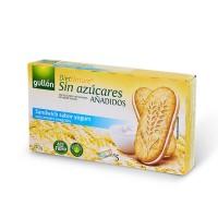 Печенье Gullon Sandwich, с йогуртом без сахара (220 г)