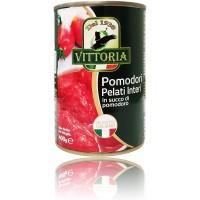 Очищенные помидоры Vittoria Pomodori Pelati (400 г)