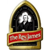 Пиво Brains Reverend James (0,44 л)