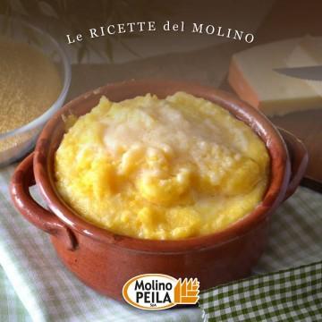 Кукурузная каша Molino Peila istantanea (500 г)