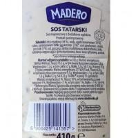 Соус Madero Tatarski (410 г)