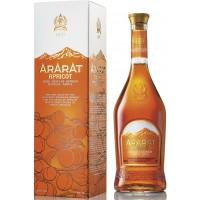 Бренди Ararat Apricot 0.5л, 35%, gift box (STA4850001005278)