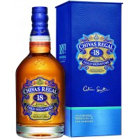Виски Chivas Regal, 18 years old, 0.7л, 40%, with box (STA5000299225004)
