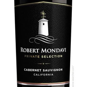 Вино Robert Mondavi Cabernet Sauvignon Private Selection (0,75 л)