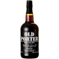 Вино Old Porter красное сладкое выдержанное 13% 0.75л (PLK8410006032202)