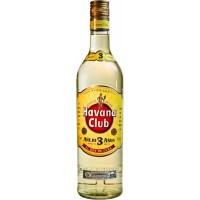 Ром Havana Club 3 года выдержки 0.7л 40% (STA8501110080231)