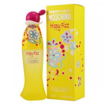 Moschino Cheap & Chic Hippy Fizz, 100 мл