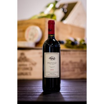Вино Tenuta di Biserno Insoglio del Cinghiale, (0.375 л)