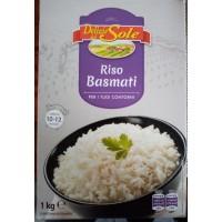 Рис Delizie dal sole riso Basmati, 1 кг