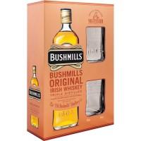 Сувенирный набор Bushmills Original 0.7 л + 2 стакана (NMF4820181427818)