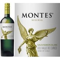 Вино Montes Sauvignon Blanc Reserva (0,75 л)